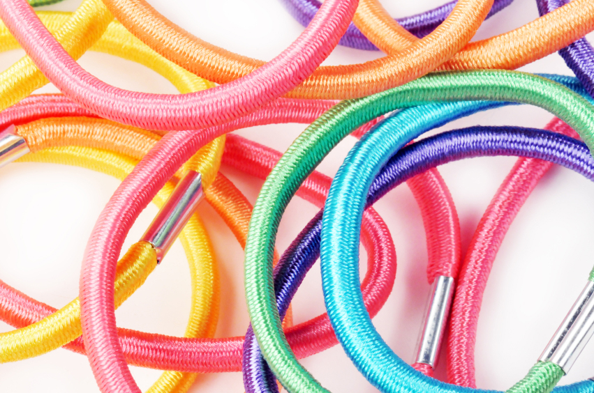 Why You Should Never Wear Hair Ties on Your Wrist