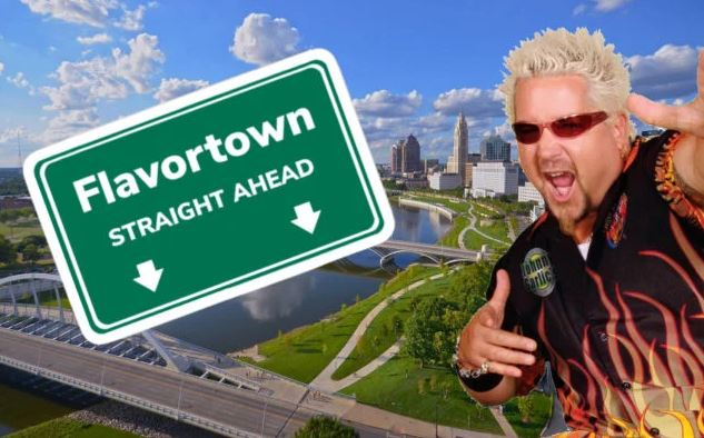 Welcome To Flavortown: Renaming Columbus Ohio After Guy Fieri's Fictional Food Utopia