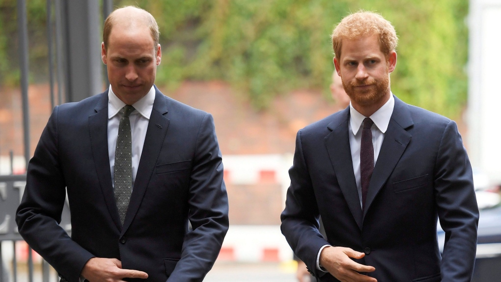 THE ROYALS: Rift Between Brothers Laid Bare in New Book