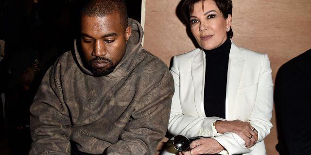 Kris Jenner Breaks Social Media Silence After Kanye West's Tweetstorm
