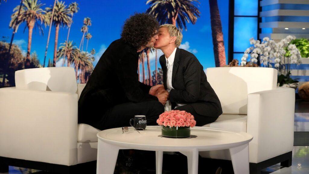 Howard Stern's Surprising Advice To Ellen