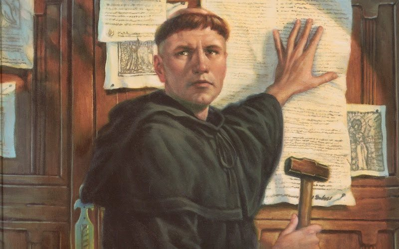 Martin Luther's Pandemic Advice Goes Viral… 500 Years Later