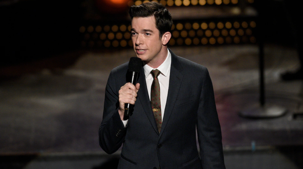 Why the Secret Service Is Watching John Mulaney