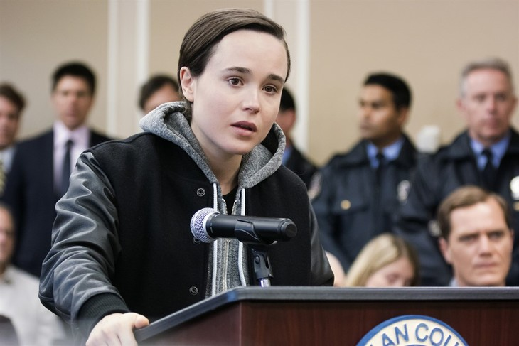 Transgendered Actress Ellen Page Is Now Elliot Page