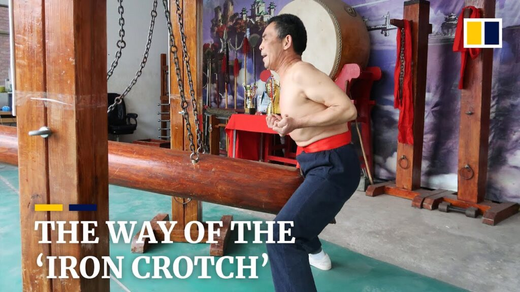 "Do you have what it takes to master ""Iron Crotch"" Kung Fu?"