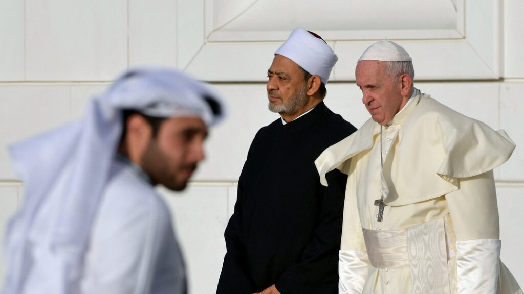 Does the Pope's Announced Trip to Middle East Herald Armageddon?