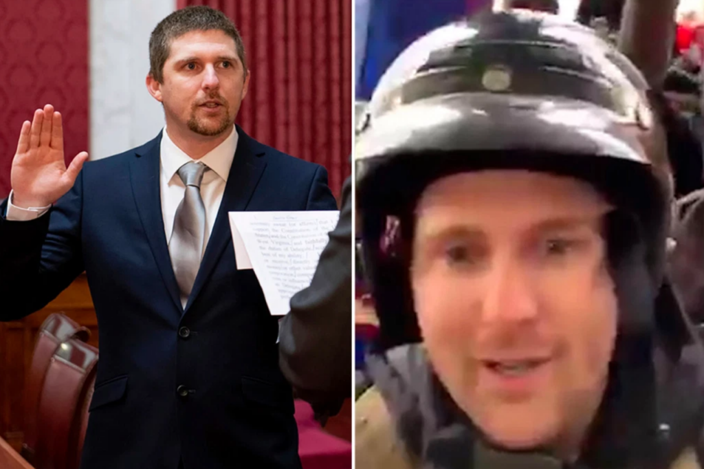Republican Lawmaker Arrested for Entering Capitol with Rioters