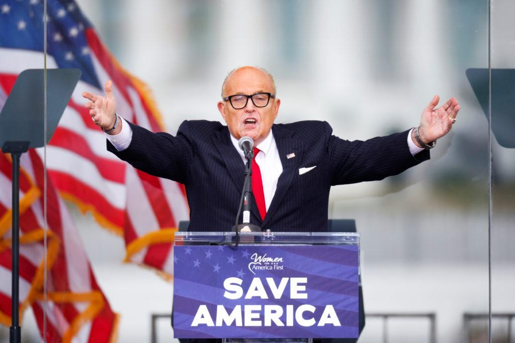 New York Bar Association to Expel Giuliani