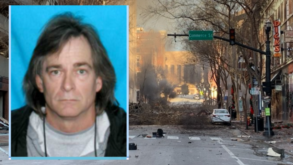 Nashville Bomber Driven by Conspiracy Theories?