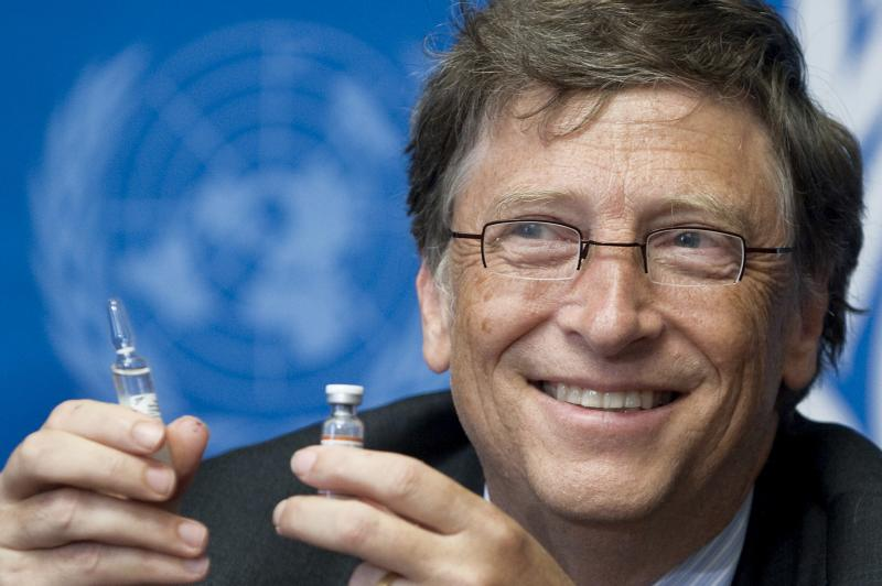 Bill Gates Spends Millions Every Year to Cover Up His Own Carbon Footprint