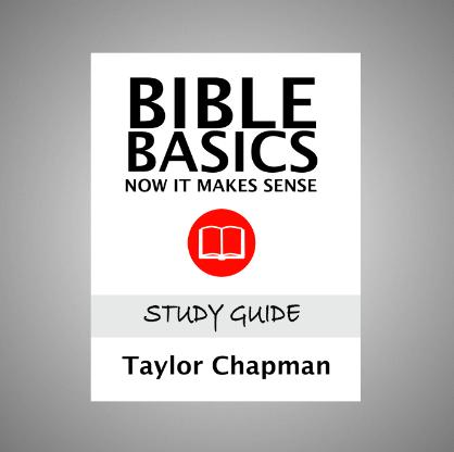 Bible Basics: Study Guide