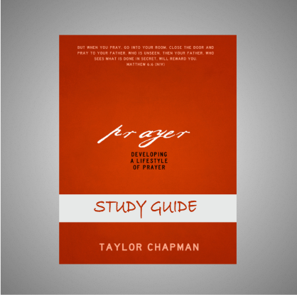 Prayer: Study Guide
