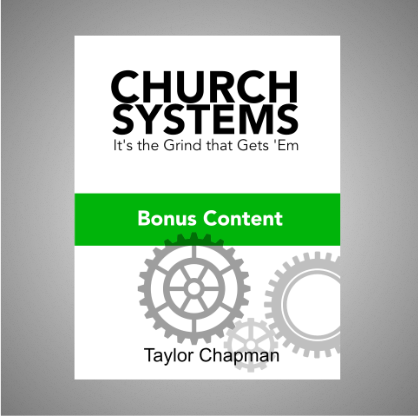 Church Systems: Bonus Content