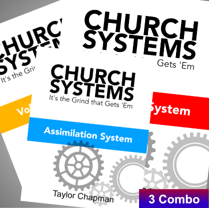 Church Systems: 3 Combo Package