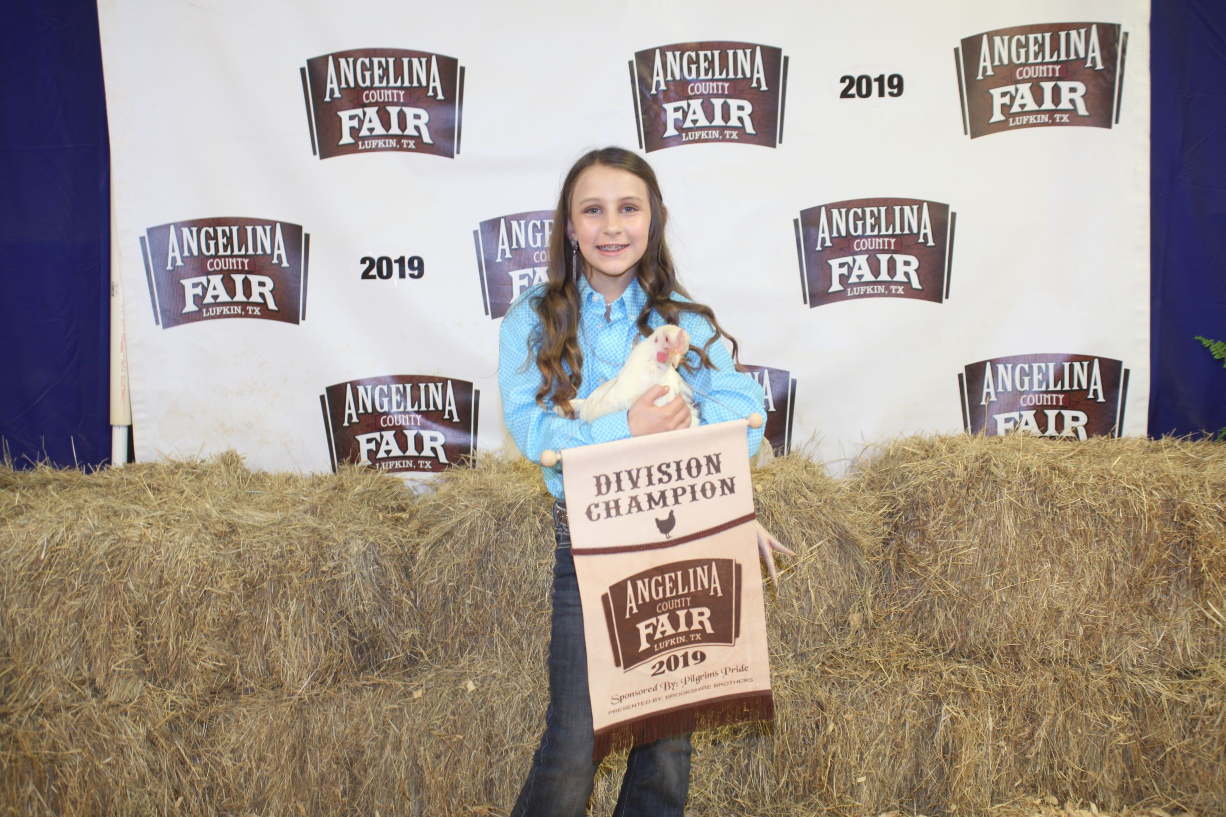 Kimberly Oquinn - Huntington 4-H