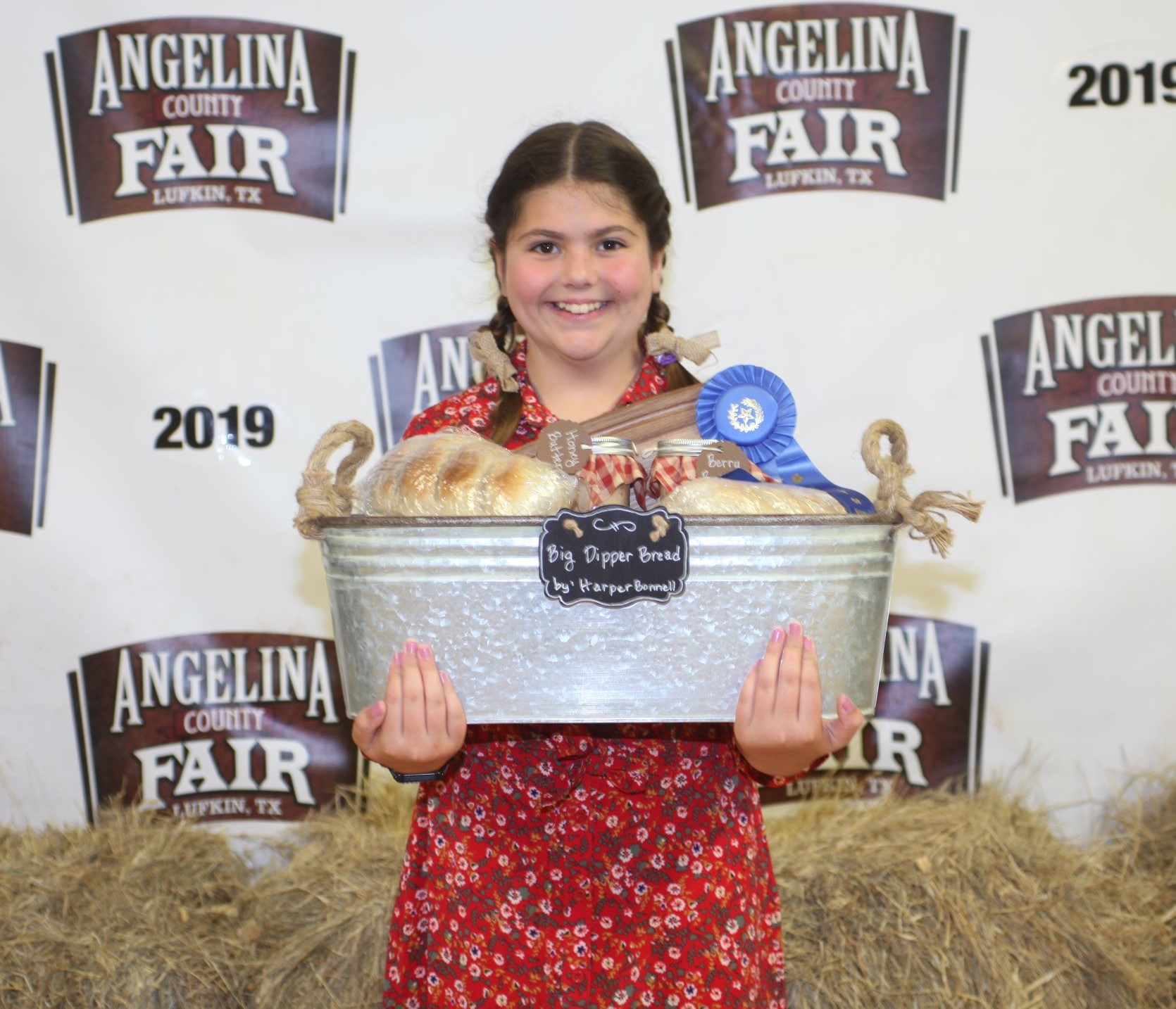Harper Bonnell, Blue Ribbon 4-H