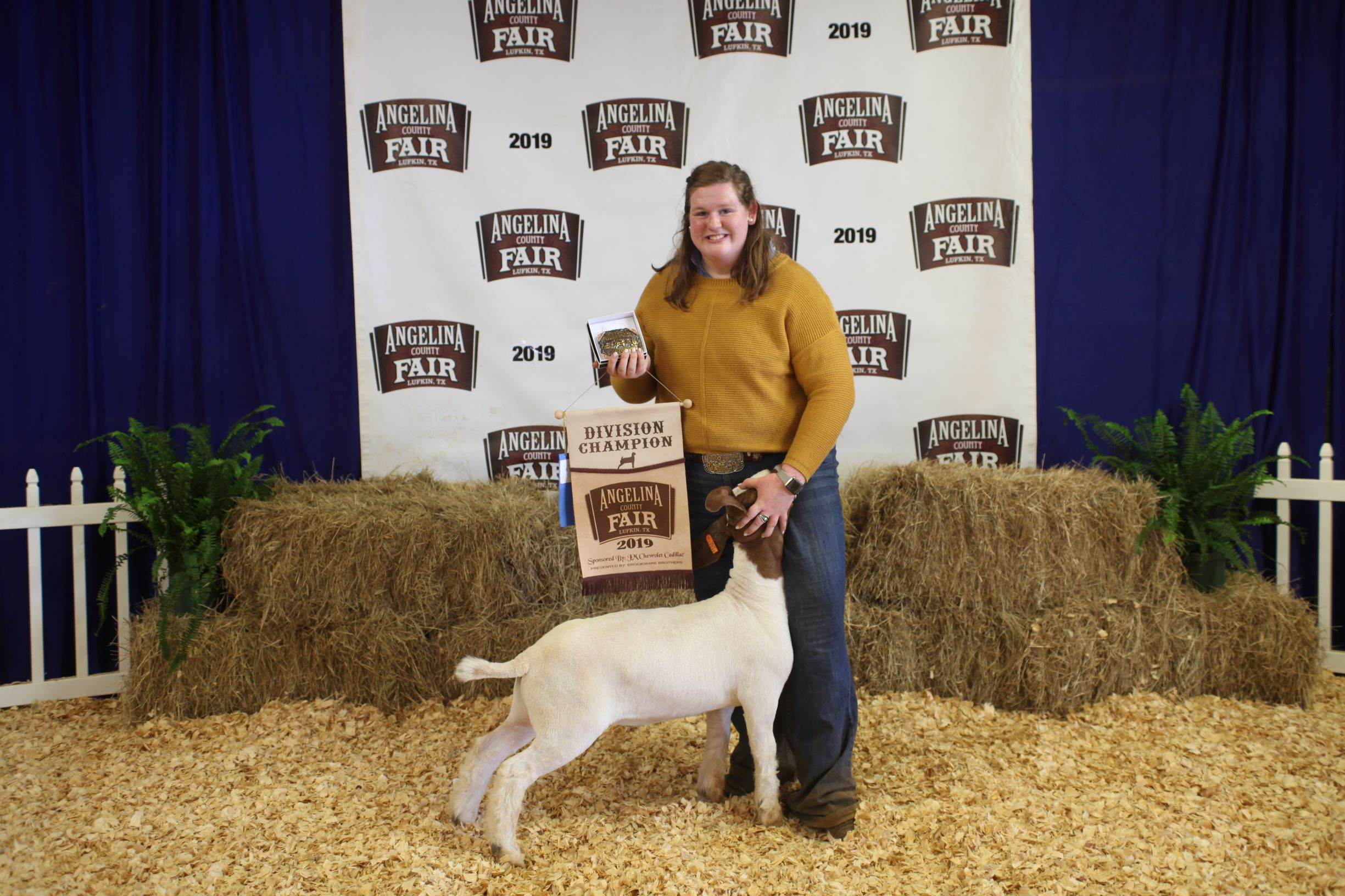 Madison Gartman, Huntington FFA
