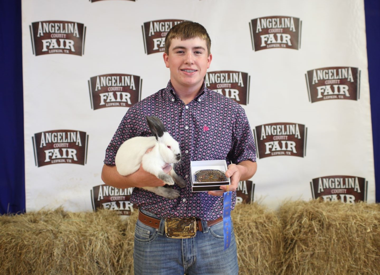 Dalton Morton, Huntington 4-H