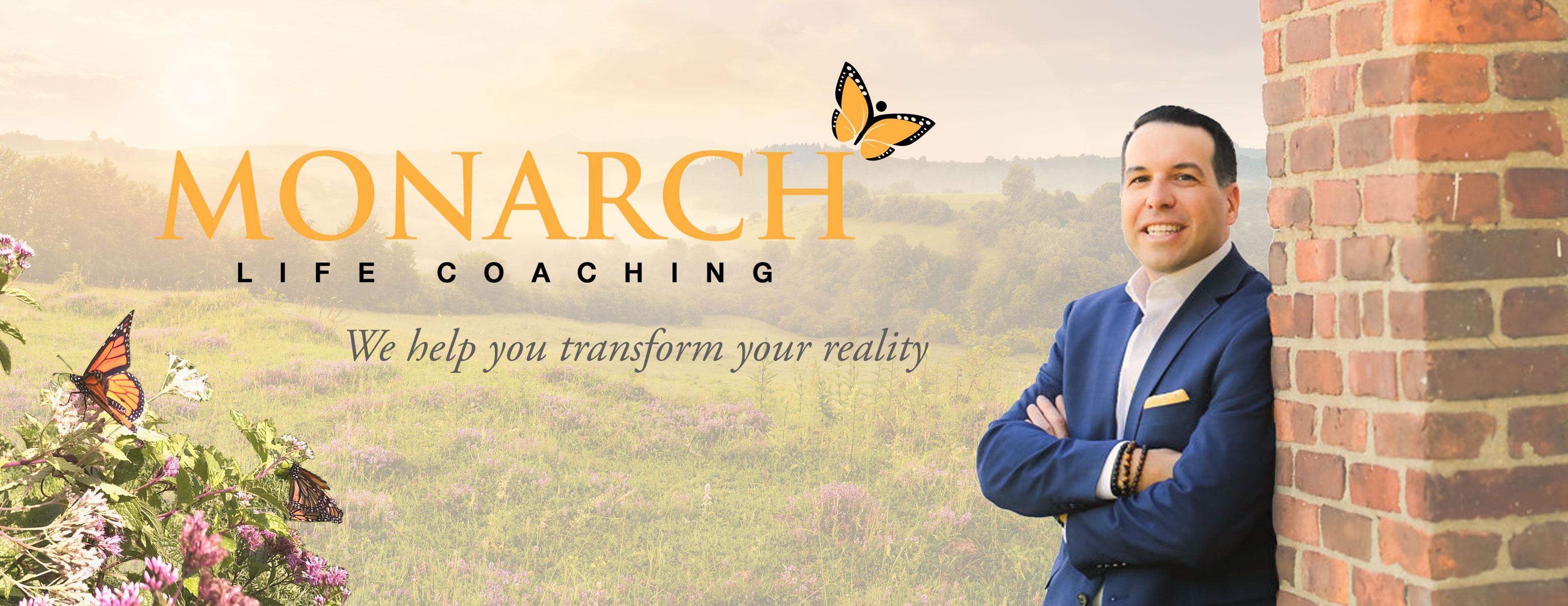 Monarch Life Coaching Tom Marino Life Coach | Transform your reality