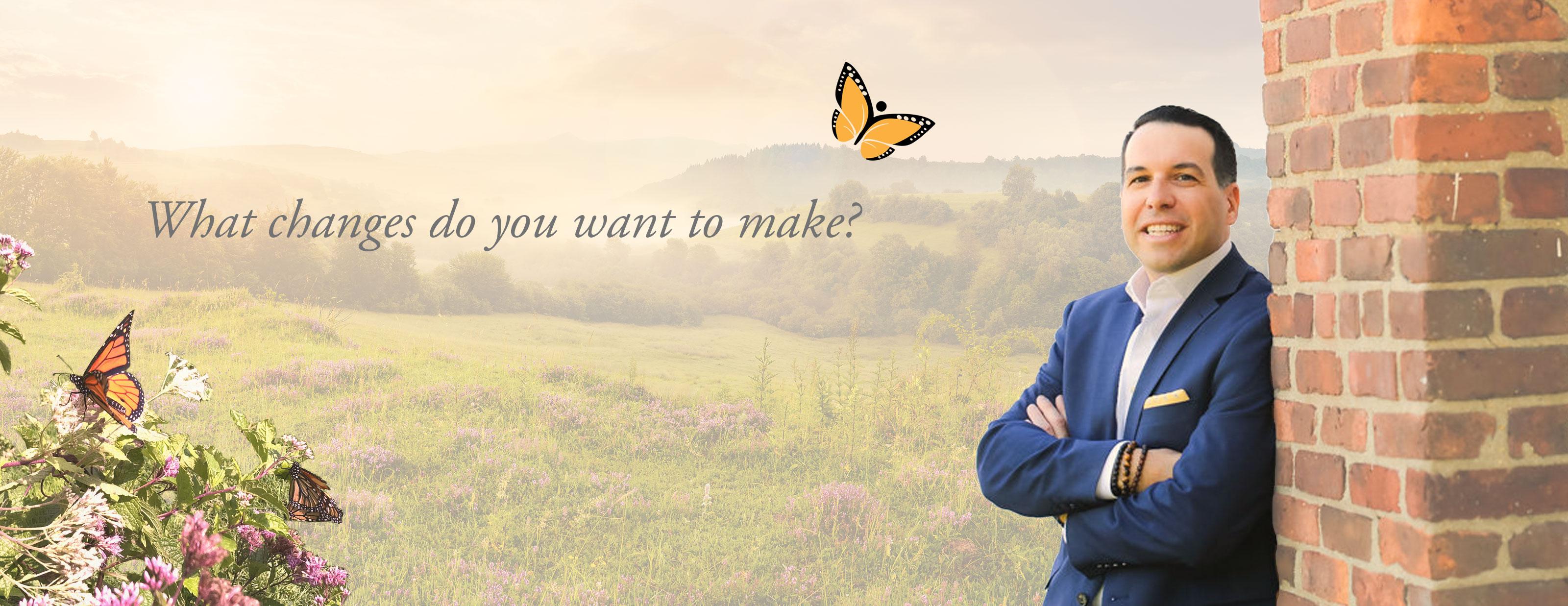 Monarch Life Coaching Tom Marino Life Coach | Life changes