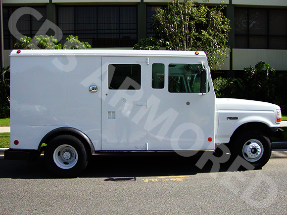 1996-Refurbished-Ford-F450-Armored-Truck-3