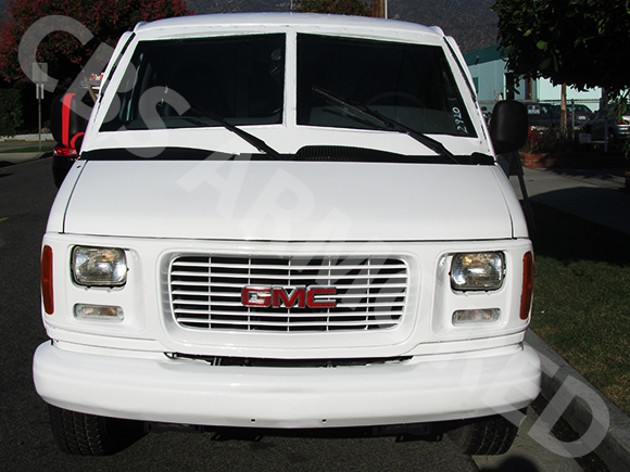 1997-Refurbished-GMC-3500-Armored-Van-2