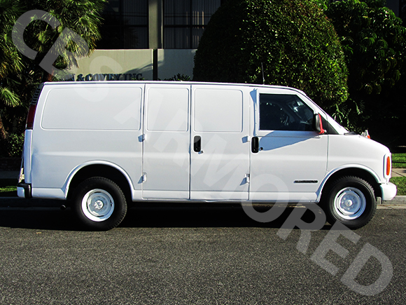 1997-Refurbished-GMC-3500-Armored-Van-3