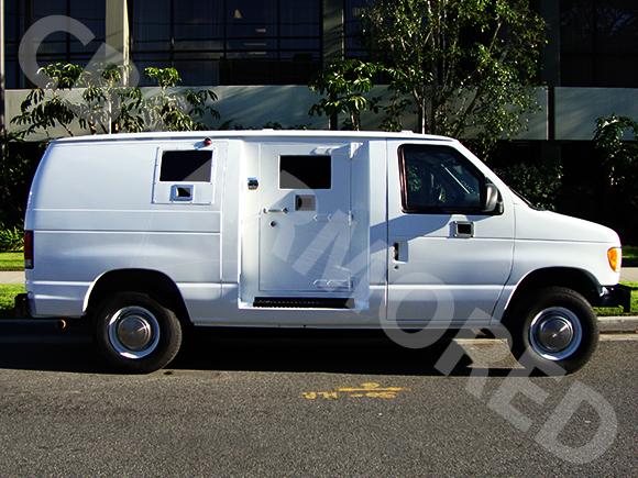 1999-Refurbished-Ford-E350-Armored-Van-4