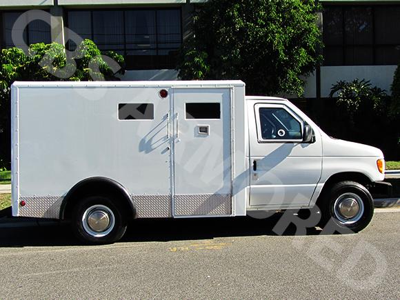2002-Refurbished-Ford-E350-Armored-Van