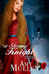 A Stormy Knight by Amy Mullen