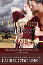 Champion of the Heart by Laurel O'Donnell