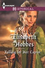 Falling for Her Captor by Elisabeth Hobbes