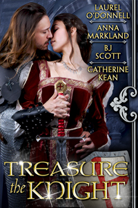 Treasure the Knight boxed set