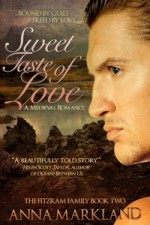 Sweet Taste of Love by Anna Markland