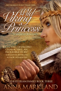 Wild Viking Princess by Anna Markland