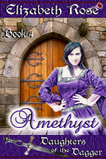 Amethyst by Elizabeth Rose - a medieval romance novel