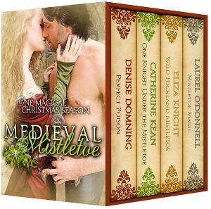 Medieval Mistletoe - 4 medieval romance novellas