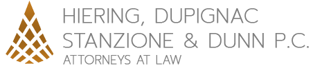 Hiering, Dupignac, Stanzione, and Dunn Logo