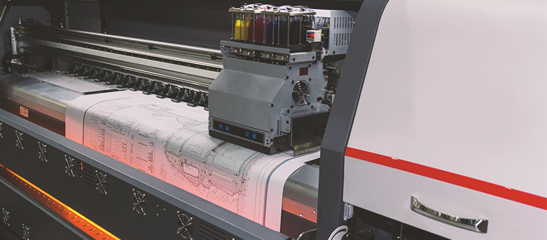 Welcome to our New Commercial Printing Website