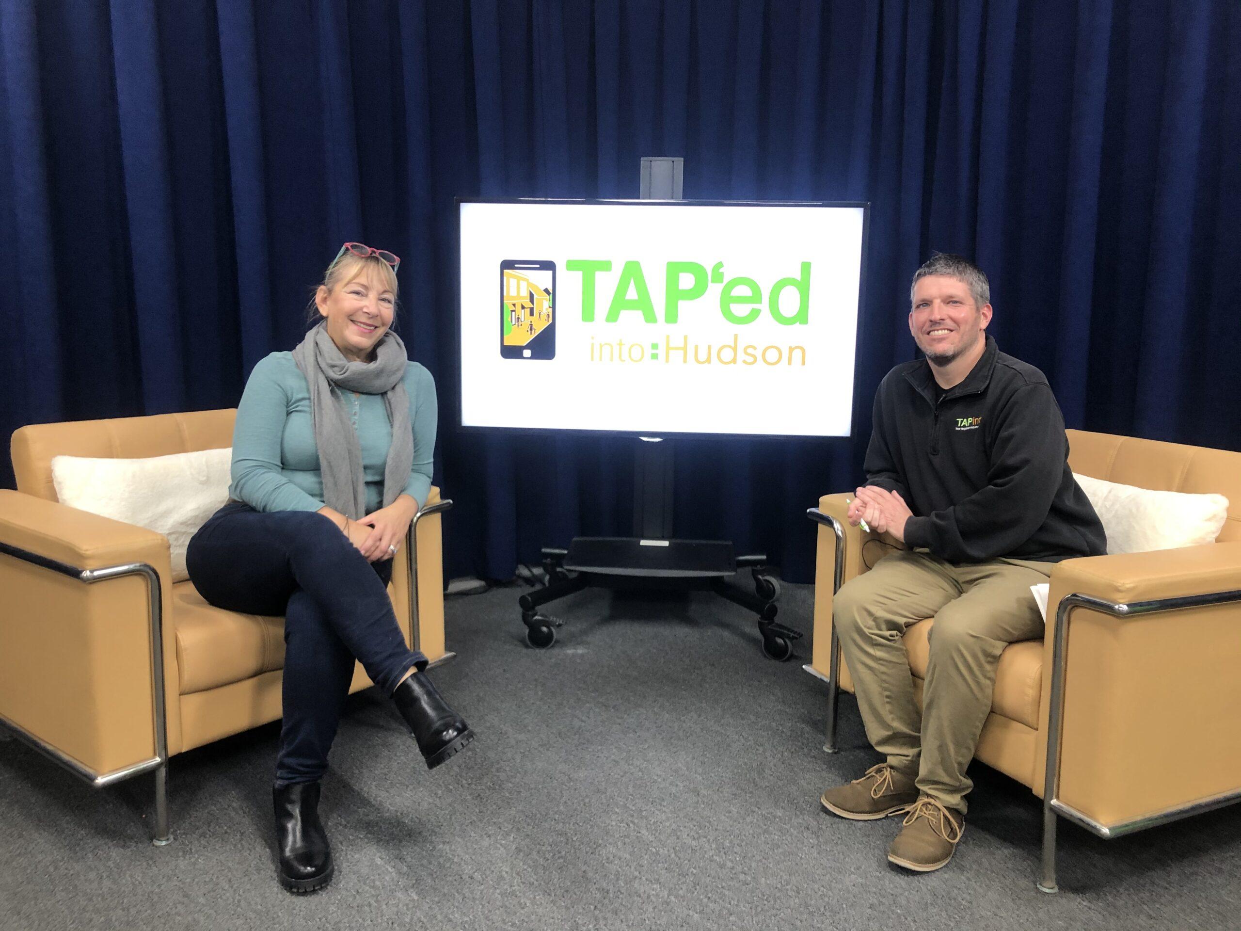 Tracy Gavant TAP'ed Into Interview