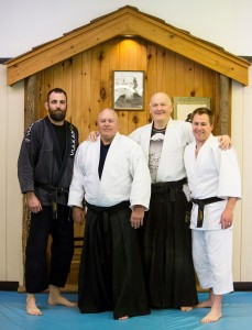 Aikido Exam on April 11, 2015 at USA Martial Arts in Holland, Ohio.