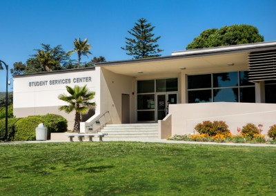 Ventura College student services center