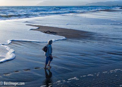 Ventura beach by lagoon-5