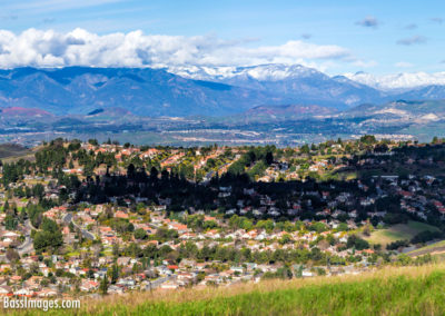 Thousand Oaks snowy mountains-2