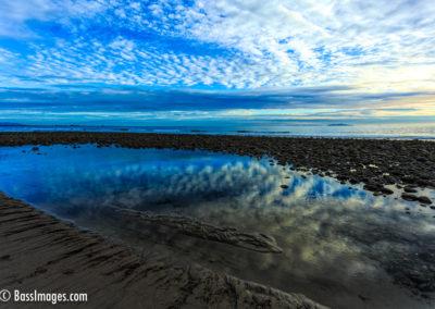 Sunset Ventura River mouth-3-2