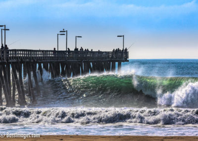 Big Wave Hueneme Pier-1