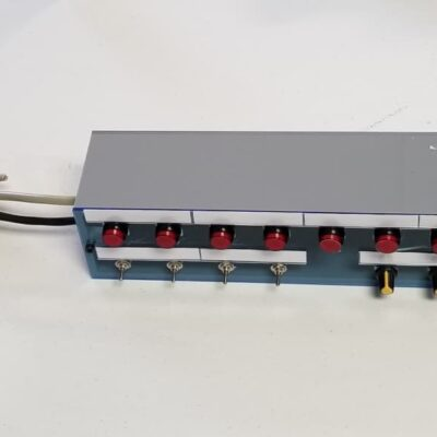 I/O Pushbutton Box