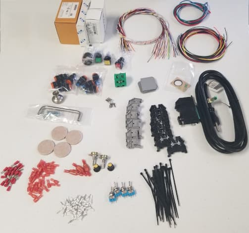 PLC Trainer Kit Accessories