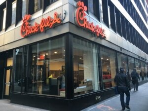 Chick-fil-A Opens Second New York City Location