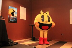 Level 257 Celebrates PAC-MAN's 36th Birthday